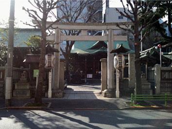 鐵砲洲稲荷神社
