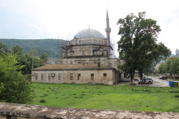 Tombul Mosque of Shumen