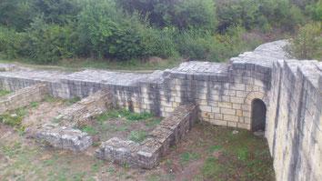 ruins of Veliki Preslav