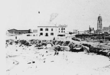 usine de sardine à Batz
