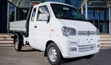 Evo Kleintransporter mit Airbag für Beifahrer