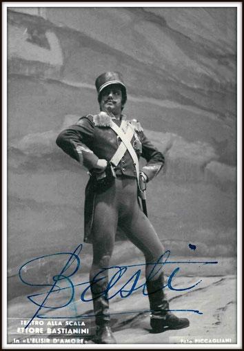 Ettore Bastianini  (Belcore)
