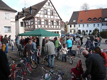 Fahrradmarkt 2010