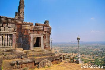 Phnom Chisor - Cambodge