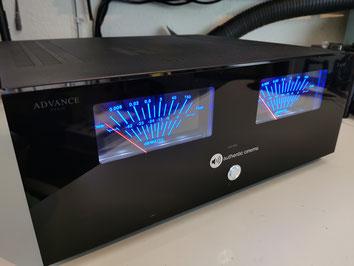 Advance Acoustic Paris X-A160 Modifikation Tuning modification