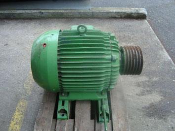 Elektromotor, Elektroantrieb