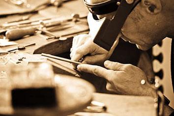 Einblicke ins Atelier der Goldschmiede OBSESSION