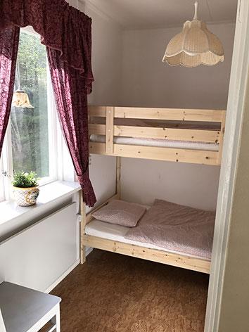 Zimmer2 mit Stockbett