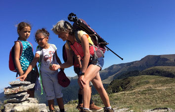 sortie balade petit naturaliste 1/2 journée pleine montagne haute ariege pyrenees babeth