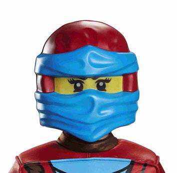 Weibliche Ninjago Maske