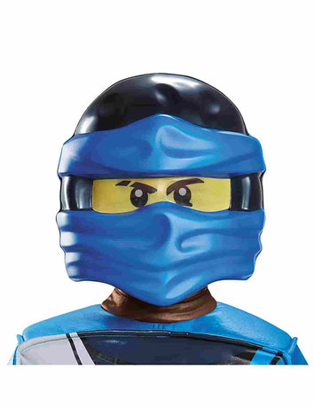 Ninjago Maske Blau