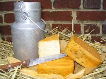 Fromage Le Manicamp à Quierzy