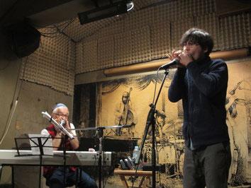 八木さん&慎太郎