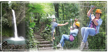 Arenal Tours & activities. Combo Deal Packages