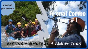 Arenal Tour de un día - Oferta Nacionales