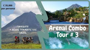 Oferta Turismo Nacional 2020 Volcán Arenal  La Fortuna