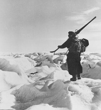 Les joies de la montagne - années 1930-1940 (source Lafuma)