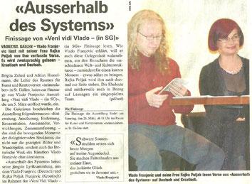 LIECHTENSTEINER VOLKSBLATT - 24.3.2011