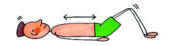 RIT®-Bewegungstraining ist eine wirkungsvolle Kombination rhythmischer Reflexintegration