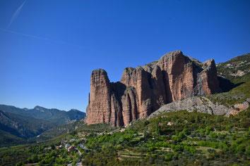 Espagne - Mallos de Riglos