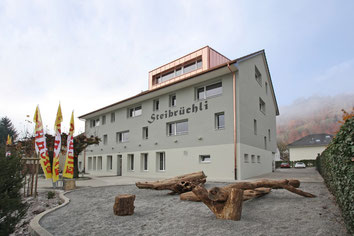 2015 - Restaurant Steibrüchli