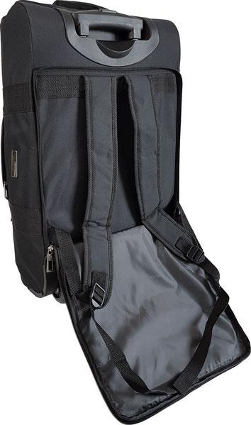 Rucksack und Trolley in einem, Karabar Trolley und Rucksack in einem, Trolley Rucksack