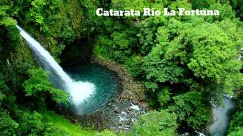 Catarata Río La Fortuna