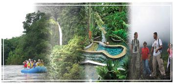 Itinerario 5 noches en Costa Rica Naturaleza