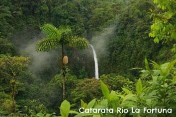 Combinado Tour de un día: Catarata La Fortuna,  Kayak en el Lago Arenal y Caminata Volcán Arenal.
