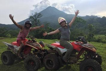 Adventure tour atv double or single
