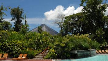 Pase de un día Termales:  Baldi, Tabacón, Paradise, Ecotermales, The Springs Resort & Spa.