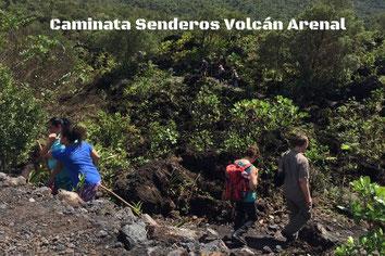 Combinado de un día Caballos Kayak Volcán Arenal