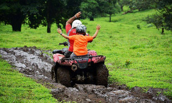 Combo Tour:  Rafting & ATV