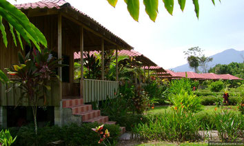 Hoteles en La Fortuna - Volcán Arenal Costa Rica