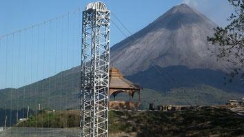 Combinado: Puentes Colgantes, Arenal 1968 y Catarata La Fortuna