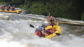 Vacaciones de Aventura en Costa Rica Itinerario 5 noches