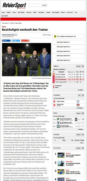 reviersport.de; 10.01.2018