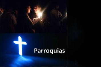 PARROQUIAS, GRUPOS