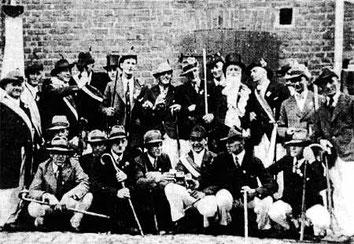 2. Schützenfesttag 1935