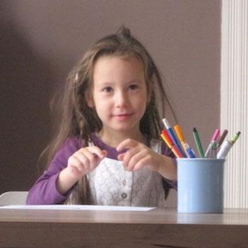 Kinder lernen von morgens bis abends - mit allen Sinnen!
