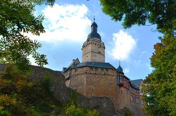 Burg Falkenstein - pixabay.de