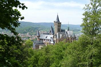Schloss Wernigerode - Pixabay