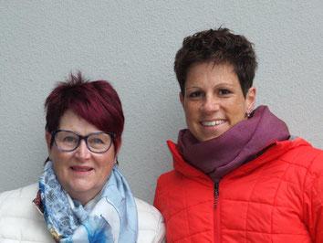 Claudia und Bea