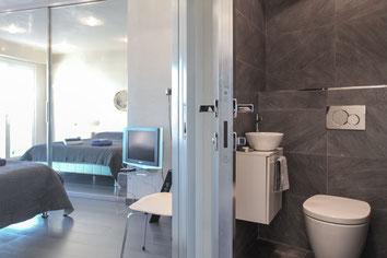 Nice Centre-Luxe-Terrasse et ses salles d'eau