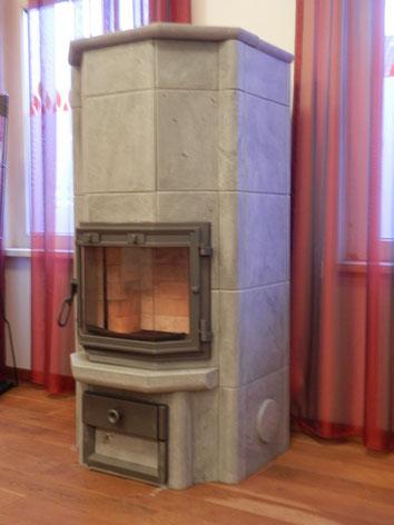 Gebruikte Tulikivi TU 930 speksteenkachel €4.250,-