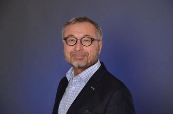 Portrait Klaus Briegel