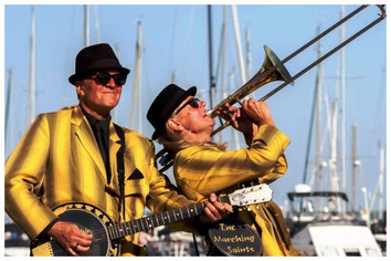 Jazz Duo (Posaune + Banjo)