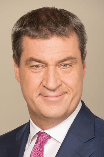 Ministerpräsident Markus Söder | Quelle: Bayerische Staatskanzlei