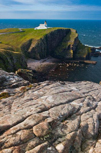 Lighthouse of Stoer NC500 - Bed and Breakfast Highlands of Scotland
