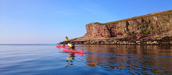 Sea Kayak NC500 - Bed and Breakfast Highlands of Scotland